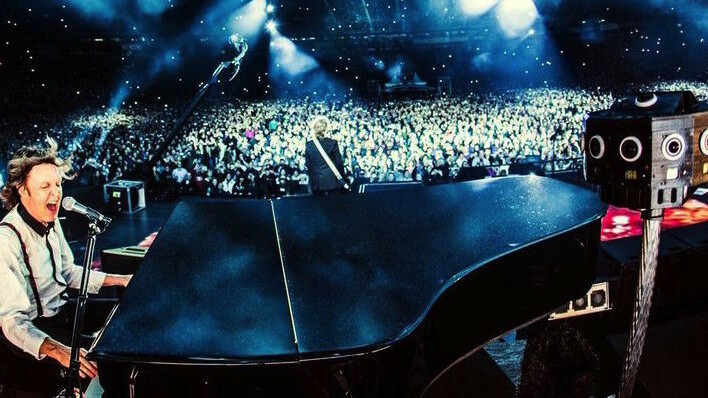 Paul McCartney and Jaunt release an awesome 360-degree concert video for Google Cardboard