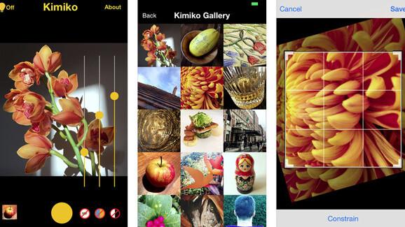 Photographer Kevin Abosch launches Kimiko, a color appanalog to the monochrome Lenka