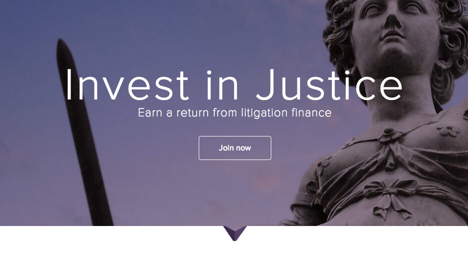 LexShares is crowdfunding for lawsuits