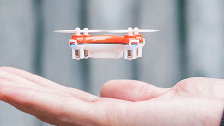Get 41% off the tiny SKEYE Nano Drone