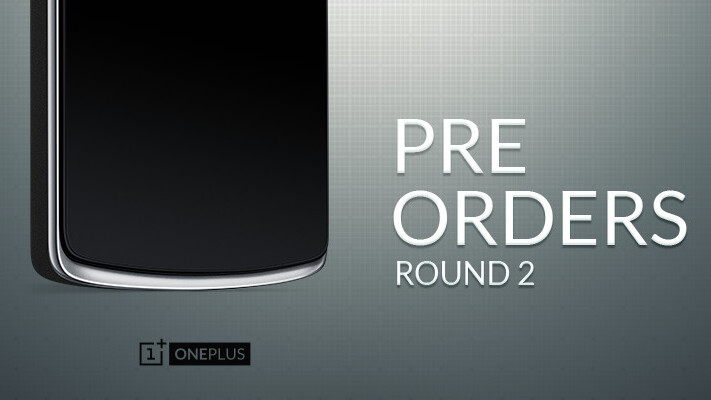 OnePlus One opens for a second round of pre-orders on November 17