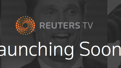 Reuters announces on-demand Reuters TV to launch in 2015