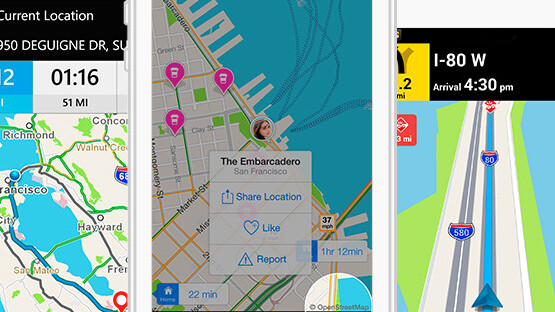 Telenav's Scout GPS navigation app goes social with real-time location sharing, group chat and more