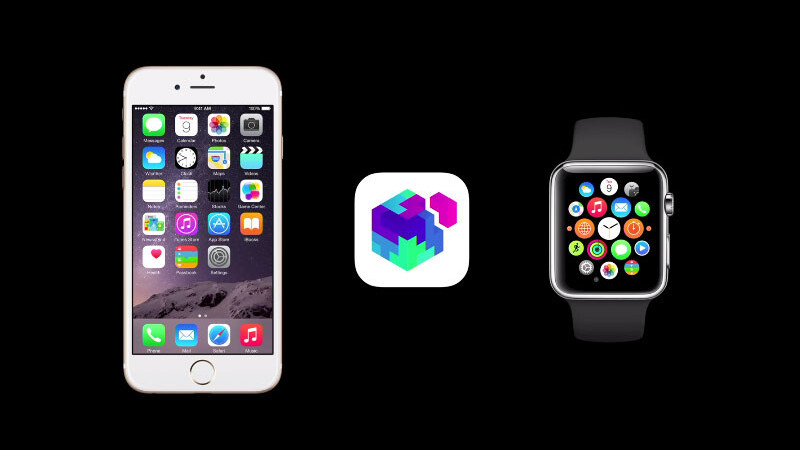 Apple Watch will offload most tasks to paired iPhone, comes in two resolutions