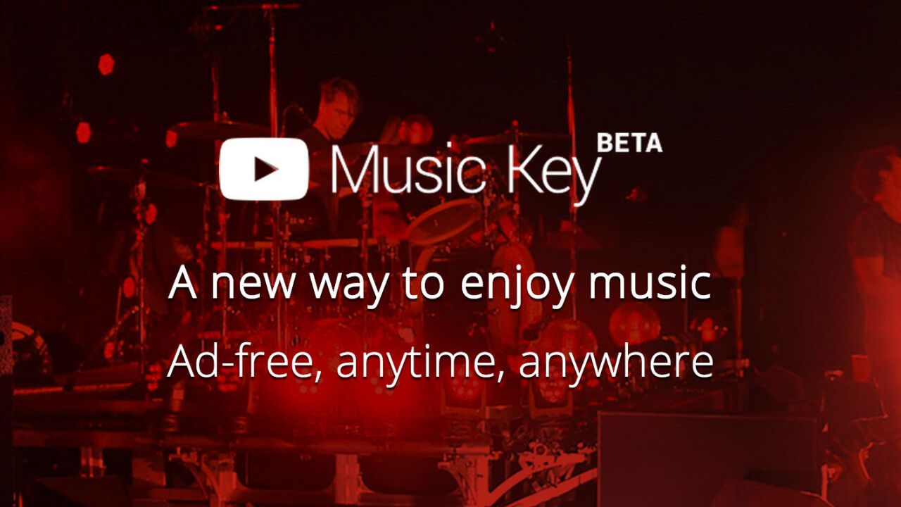 YouTube Music Key is now available for Google Play All Access subscribers