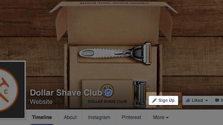 Facebook adds call to action buttons to Pages