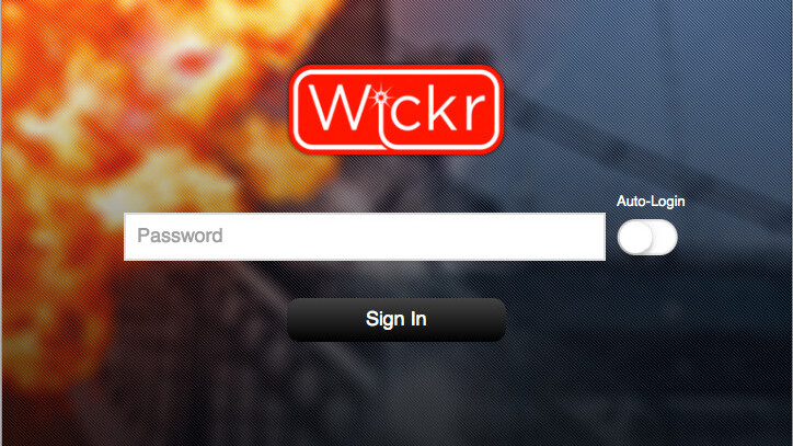 Wickr's self-destructing secure messages are now on OS X, Windows and Linux
