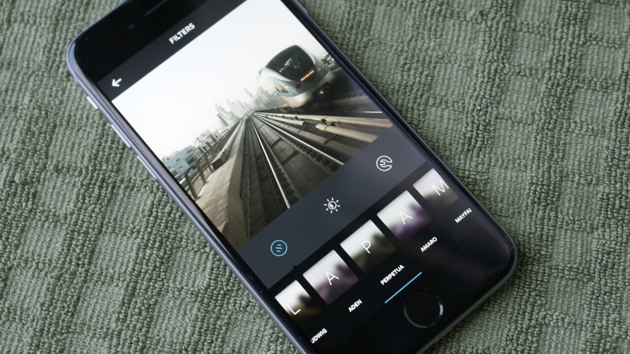 Instagram's latest major update adds 5 new filters, revamped design and real-time commenting