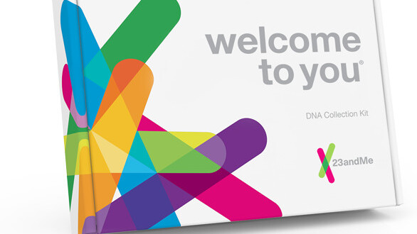 23andMe brings fully approved DNA testing to the UK