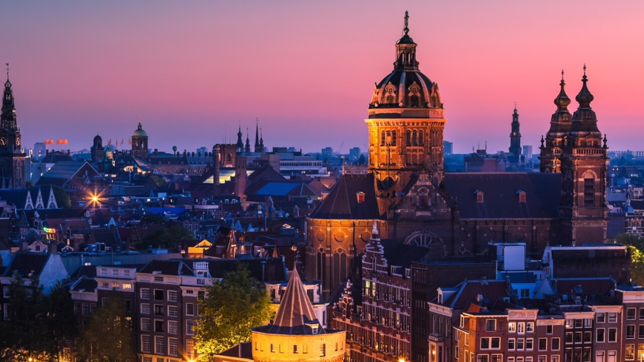 Why Amsterdam means business