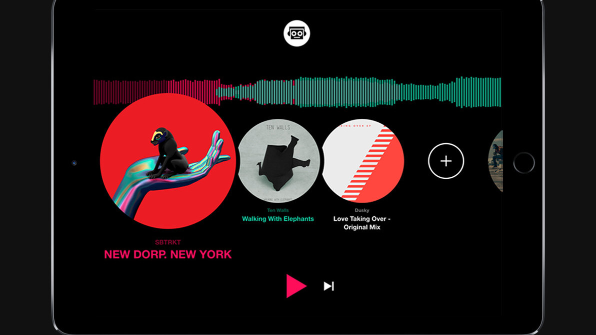 Put your Spotify music on autopilot with Pacemaker's new DJing feature