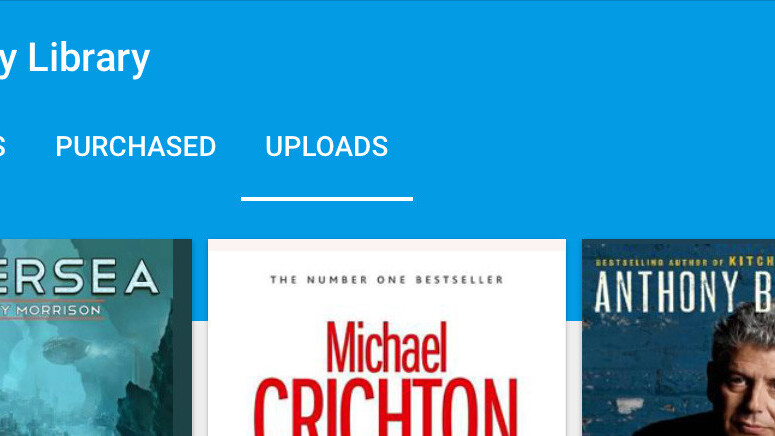 Google Play Books for iOS gets a Material Design refresh and new features