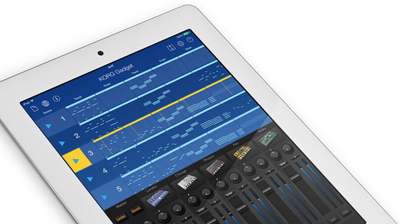 TNW's Apps of the Year: Korg Gadget offers fun, great-sounding music-making – for a price