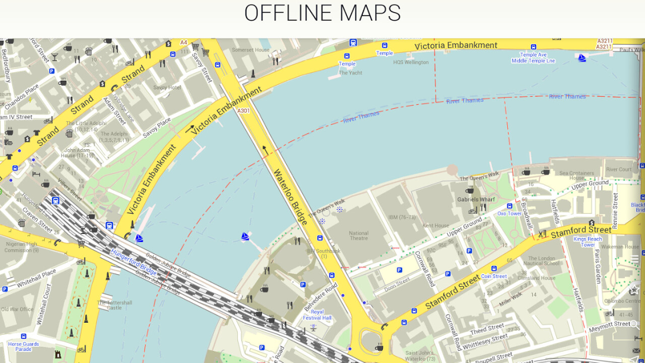 Maps.me Pro goes free on mobile following acquisition by Russia's Mail.ru