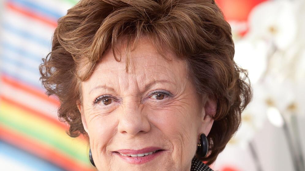Neelie Kroes becomes Netherlands Special Envoy for Startups