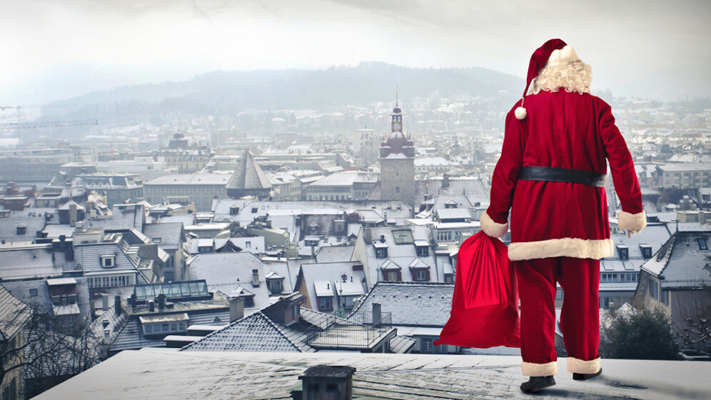 Tracking the Santa trackers: Google versus Microsoft and Norad – which is better?