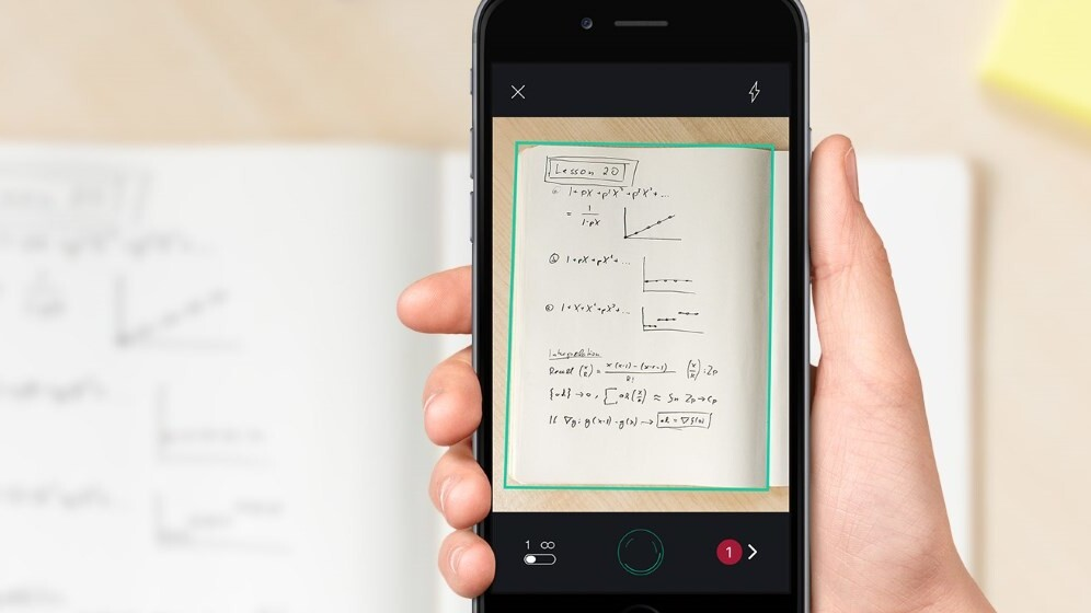 TNW's Apps of the Year: Scanbot makes it easy to go paperless