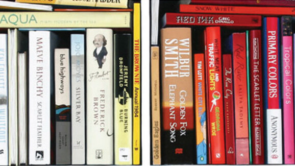 Anatomy of book cover designs: What made it and what died?
