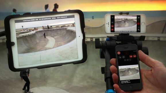 Ultrakam 4K video app arrives for iPhone 6