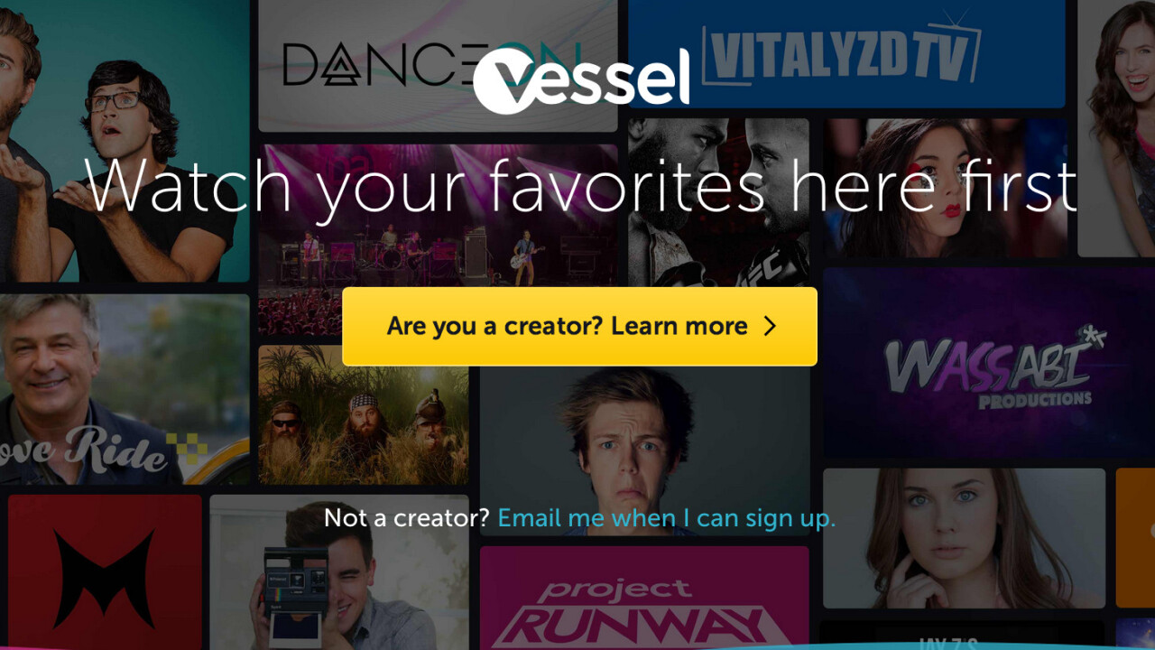 Ex-Hulu CEO unveils Vessel, a video subscription service featuring YouTube stars