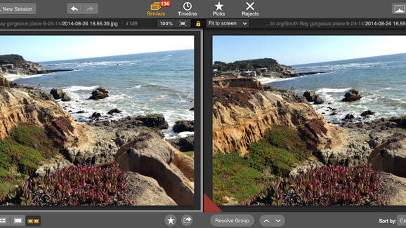 Hands on: Snapselect pinpoints similar images to streamline your photo library