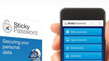 Easy password management: Get 50% off a Sticky Password premium lifetime plan