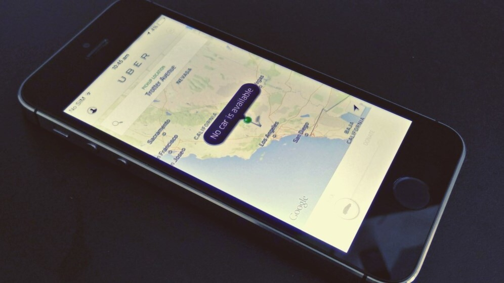 Uber acquires mapping startup deCarta