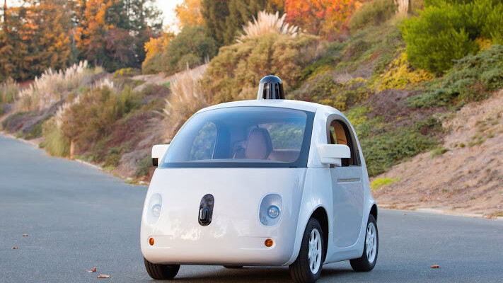 Google finally has a fully functional prototype of its self-driving car