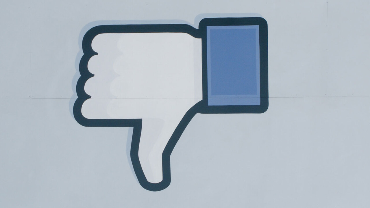 Facebook threatens Europe with crappy features if regulators don't back off