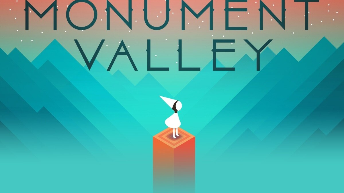 REJOICE, LIKERS OF GOOD THINGS: Monument Valley 3 is in development