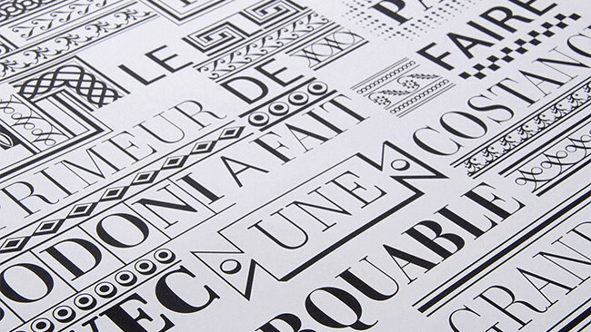 The best typefaces of 2014