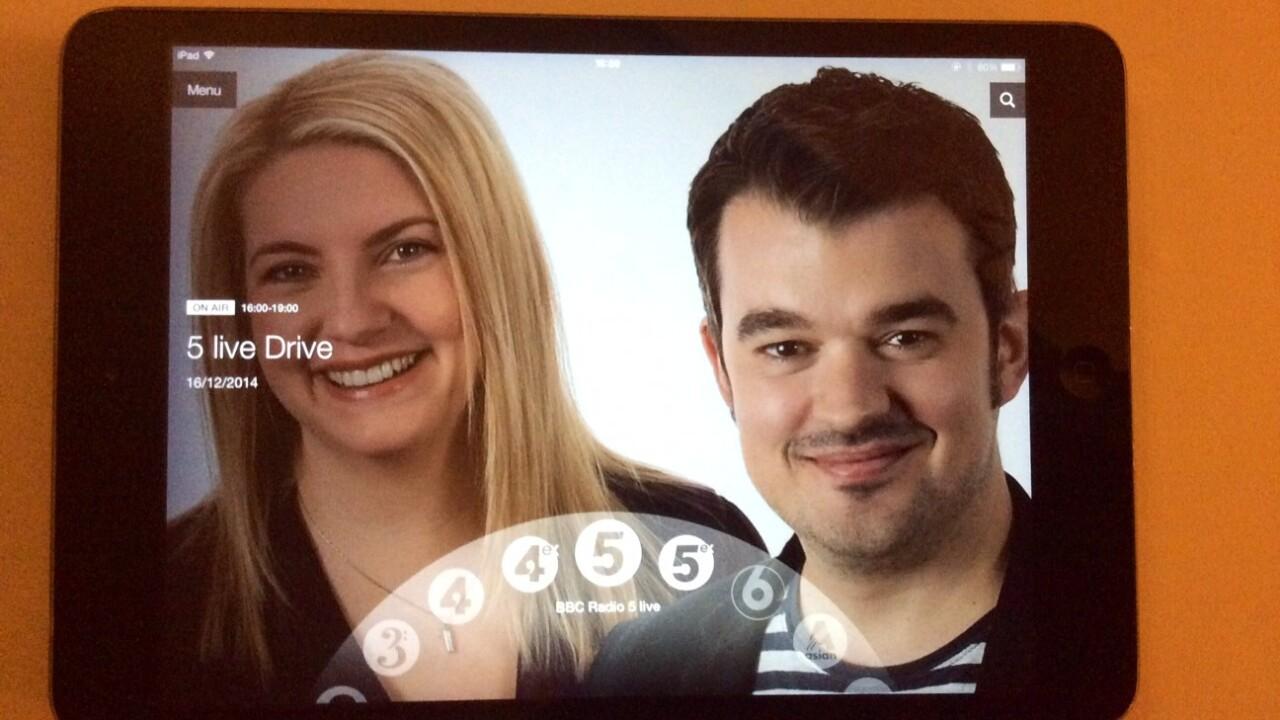 BBC launches entirely redesigned iPlayer Radio app for iPad