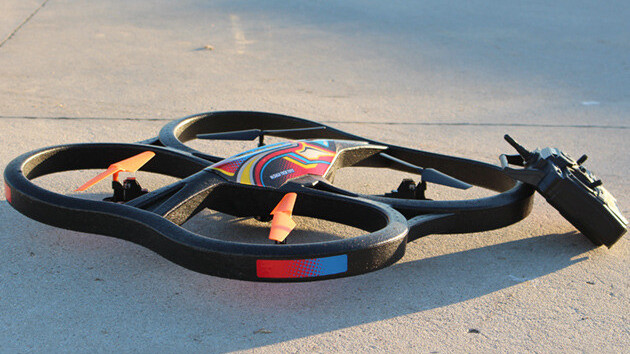 Get 55% off the Panther Air Drone with HD Camera