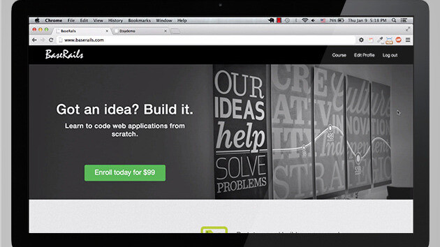 Get to grips with Ruby on Rails: 92% off the 'Rookie To Rockstar' bundle