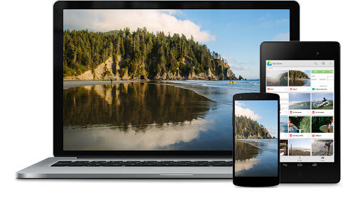 Google Drive gets voice commands on Android, new upload features on iOS and more