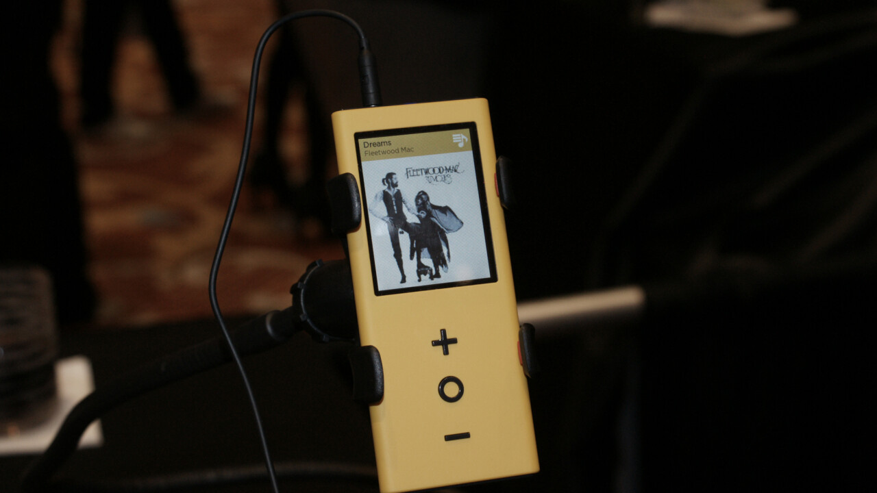 The PonoPlayer lives up to audiophile hype