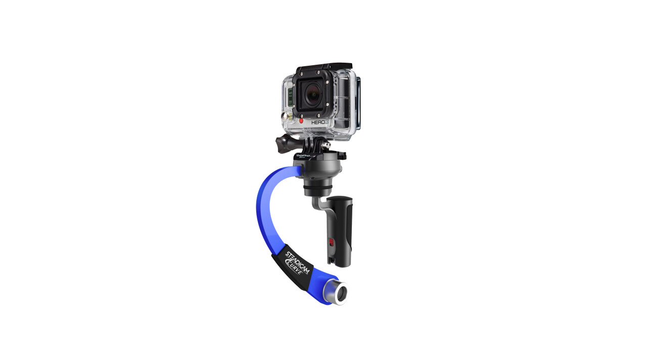 Tiffen's new Stedicams for GoPro and smartphones will make your videos smooooth