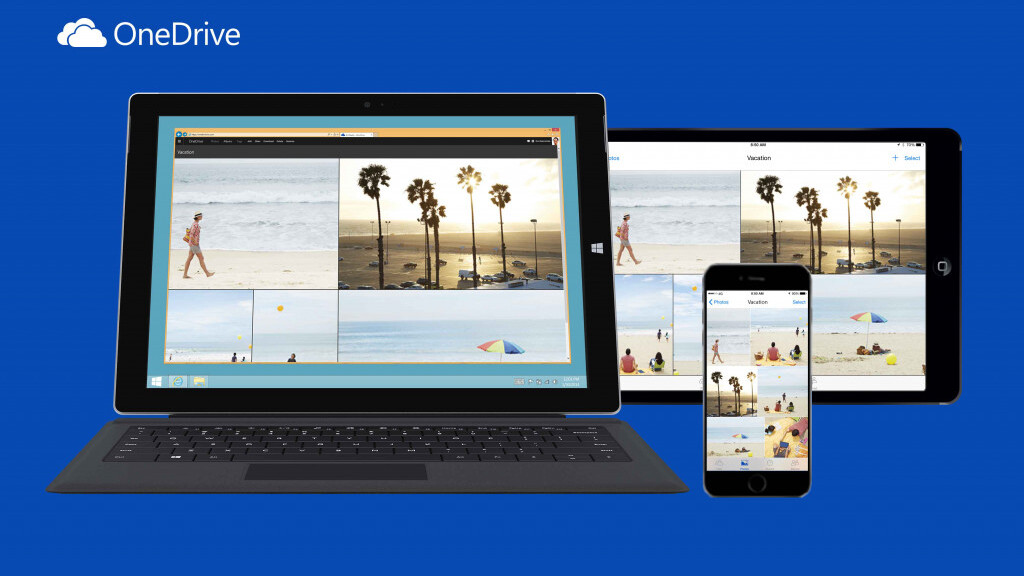 Microsoft OneDrive update will let you search photos based on time, location or extracted text