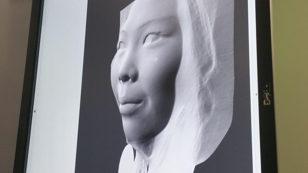 Fuel3D's 3D selfie scanner is your source for next-level narcissism