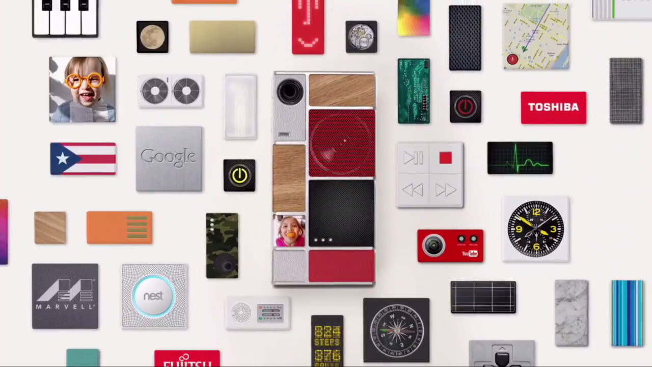 Google's Project Ara pilot will be launched in Puerto Rico later this year