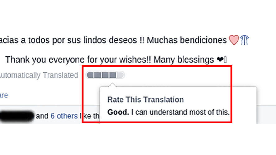 Facebook wants users to rate its translations, asks page admins to create ads