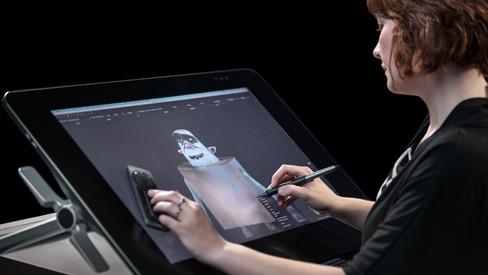 Wacom launches flagship 27-inch Cintiq pen tablets