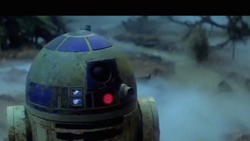 Eclectic Method's Droids remix soothes the wait for Star Wars: The Force Awakens