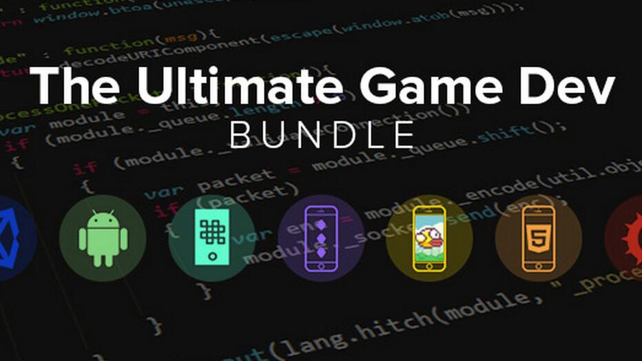 Get 95% off the Ultimate Game Developer Bundle