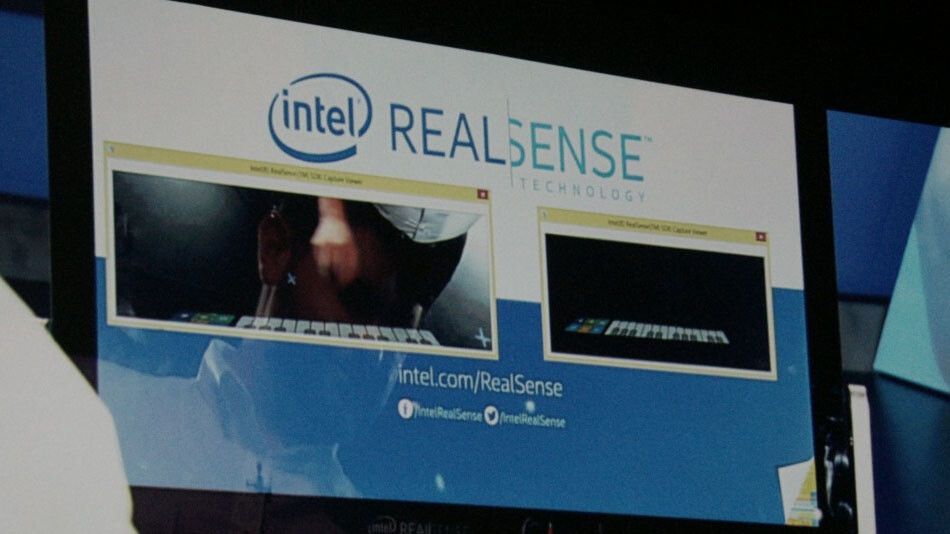 3 of the coolest uses for Intel's RealSense 3D camera at CES 2015