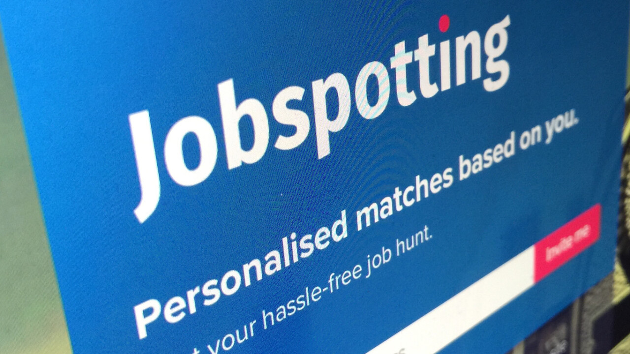 Jobspotting wants to make job search as easy as Netflix movie recommendations