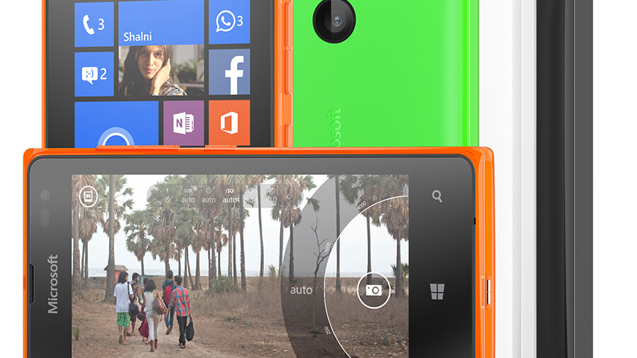 Microsoft launches low-end Lumia 435 and 532, arriving February