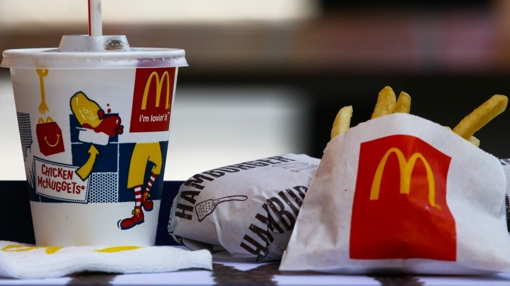 Big Mac with Qis? Wireless charging comes to 50 McDonalds restaurants in the UK