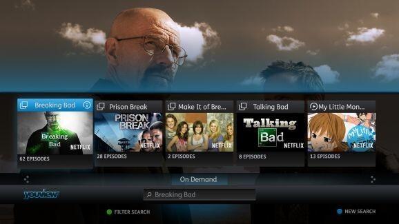 Netflix finally arrives for UK's TalkTalk YouView customers