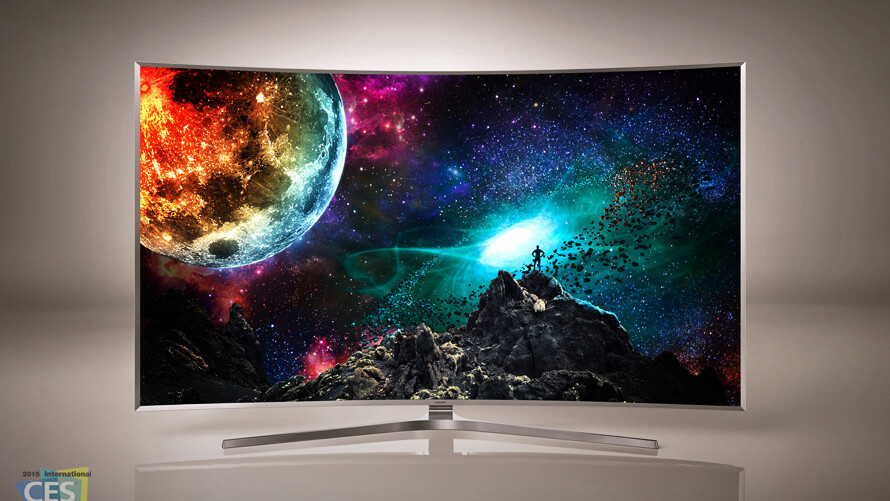 Samsung announces SUHD TV lineup, says it has 60 percent of the UHD market